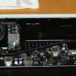 MacBook Air logic board processor cooling plate
