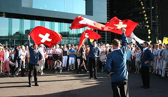 Šveitsi referendum immigratsiooni teemal 2014