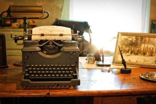 manías de escritores famosos