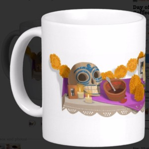 Day_of_the_Dead_Classic_White_Coffee_Mug___Zazzle