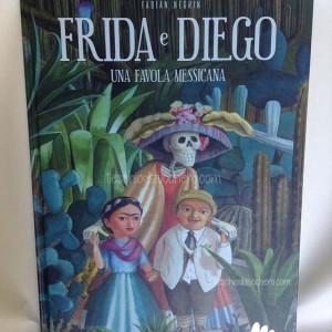 Libro: Frida e Diego una favola messicana