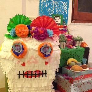 Dia de los Muertos  - Altare per il giorno dei Morti Messicano