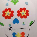 disegna-i-denti-teschio-zucchero-carta