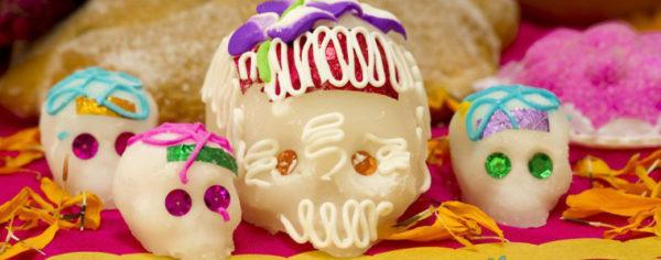 Teschi di Zucchero - Una dolce tradizione del Dia de Muertos