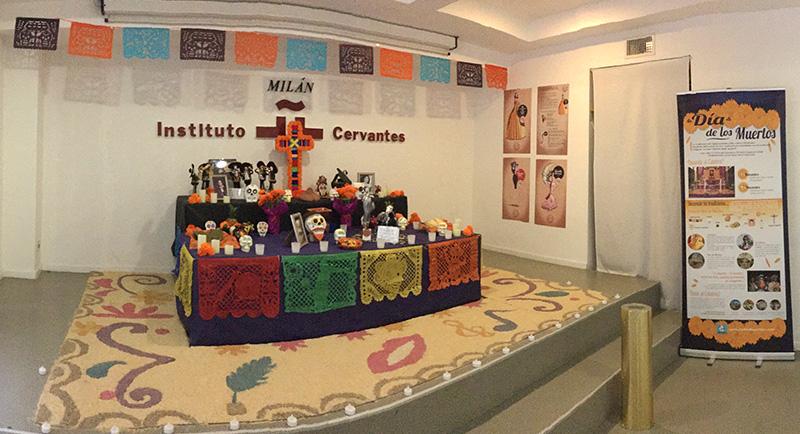 altares-de-muertos-in-italia-2016-milano-istituto-cervantes