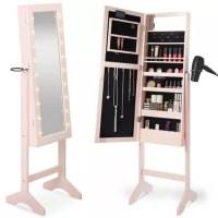 Buy Beautify Make Up & Jewellery Floor Standing Storage ...