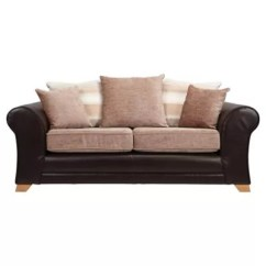 Leather Fabric Mix Sofas Uk Sofa Fur Jugendzimmer Wohnen Tesco Direct Make Big Savings Today At