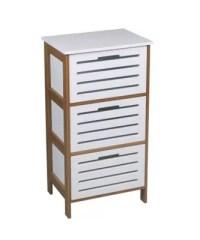 Buy Stanford 3 Drawer Bathroom/Bedroom Cabinet