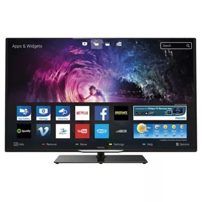 Buy Philips 39PFL4208T 39 Inch Smart WiFi Built In Full HD 1080p LED TV With Freeview HD from our LED TVs range - Tesco