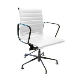 Desk Chair Tesco Stackable Plastic Lawn Chairs Ea108 Ivory Cream Office