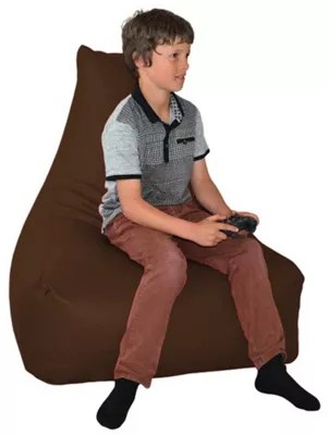 mushroom bean bag chair single sofa sale valufurniture pu leather gamer