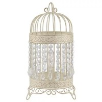 Buy Tesco Lighting Birdcage Table Lamp from our Table ...