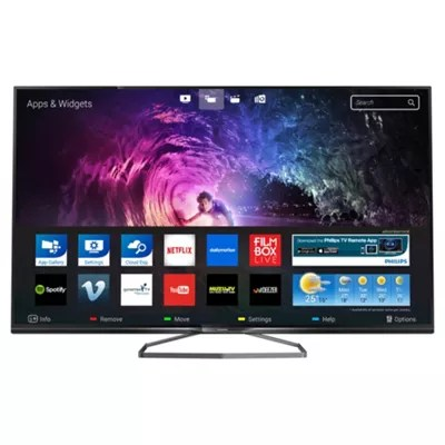 Buy Philips 40PUS6809 40 Inch 3D Smart WiFi Built In Ultra HD 4K LED TV with Freeview HD from our 40 Inch TVs range - Tesco
