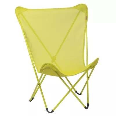 lafuma pop up chair designer bar chairs maxi folding papageno green