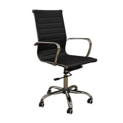 Desk Chair Tesco Toddler High Activities Buy Casino Black Office From Our Chairs Range
