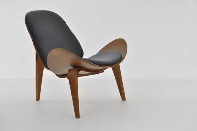 shell chair replica stand test norms hans j wegner ch07 black