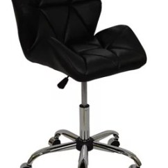 Desk Chair Tesco Ergonomic Perth Peris Office Black