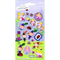 Buy Ben & Holly Stickers from our All Party Decorations ...