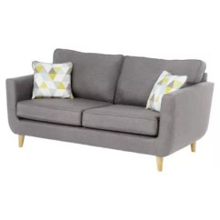 Sienna Sofa Modern With Chaise Lounge Buy Large 3 Seater Light Grey From Our Fabric Sofas