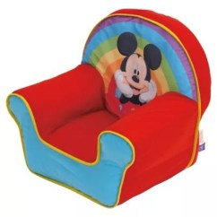 Mickey Mouse Recliner Chair Uk Plastic Chairs And Tables For Kids Myshop