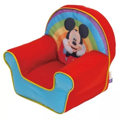 mickey mouse armchair uk wheelchair with toilet myshop