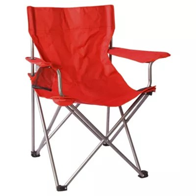 fold up chairs tesco high wing back red folding camping chair