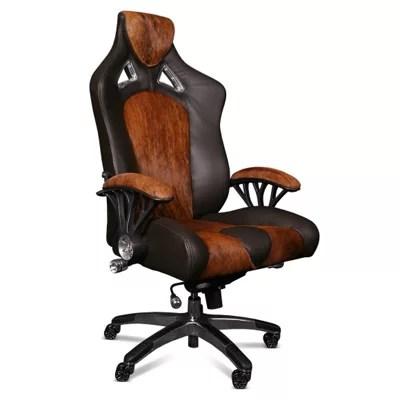 cowhide office chair uk foam bag myshop