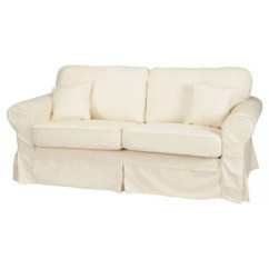 Amazon Uk Loose Chair Covers William And Mary Tesco Direct Louisa Small Cover Fabric Sofa Cream