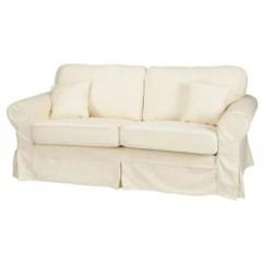 Cream Soft Fabric Sofa Fundas Para Sofas En Santiago De Chile Tesco Direct Louisa Small Loose Cover