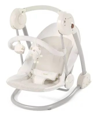 swing chair mamas and papas carlyle side end table slumber bedtime hugs