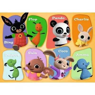 Buy Bing Bunny My First Floor Puzzle From Our Adults