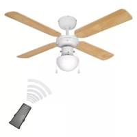 Buy Minisun Nimrod Remote Control 42 inch Ceiling Fan with ...