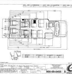 elkhart coach ecii bus with a ford e350 drw chassis turtle top wiring diagram elkhart coach wiring diagram [ 1056 x 816 Pixel ]