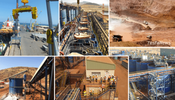 Nevsun sold 51.5 million pounds of copper concentrate in the Q2 2014, an increase by 51% in Production and sales
