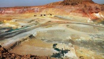 Nevsun expands mineralization at its Harena copper-polymetallic deposit