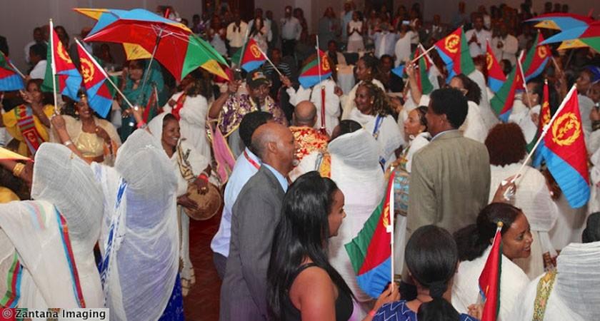 The 2015 annual Eritrean festival in Toronto
