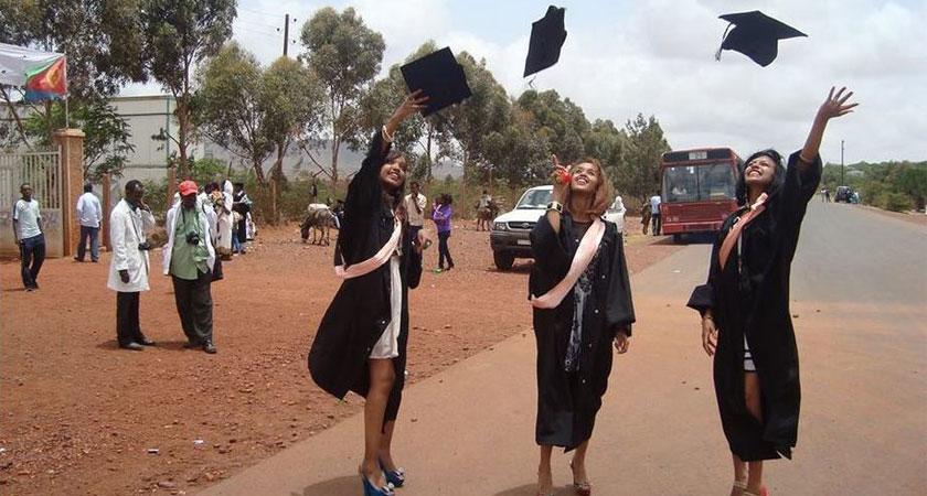 eritrea higher education