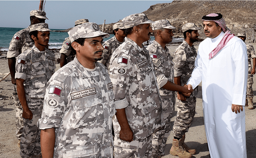 Qatar Troop Withdrawal from Eritrea Djibouti border