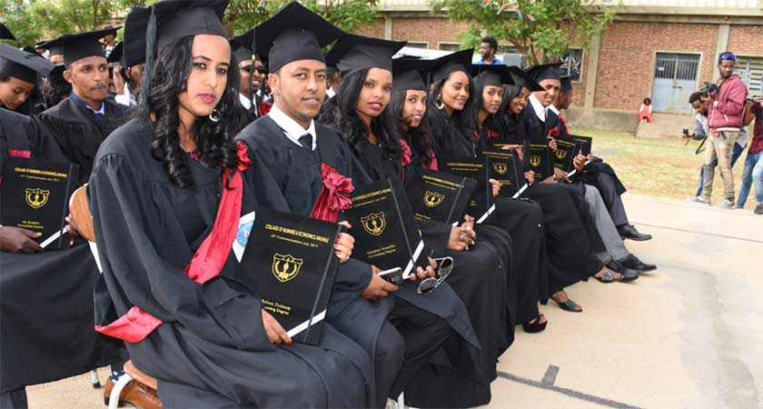Efforts in establishing and expanding institutions of higher education in Eritrea started to paying-off