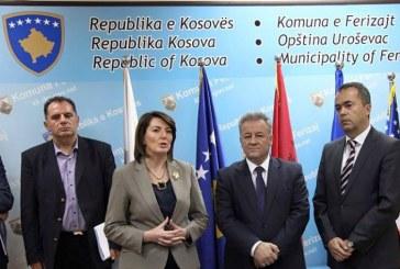 Odat ekonomike të Kosovës vlerësojnë një tur të Jahjagës nëpër komuna: si asnjë politikan tjetër