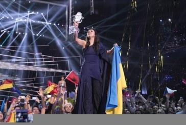 """Jamala dhe kënga """"1944"""": Ukraina fiton festivalin e Eurovizionit"""
