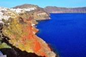 Fotografi: nuancat e pafund të Santorinit