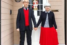 Çifti japonez që kombinohen çdo ditë prej 37 vjetësh (foto)