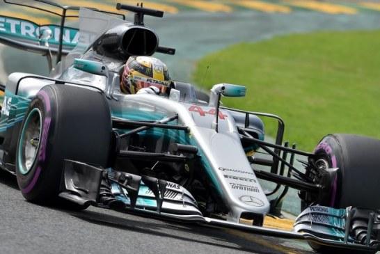 Lewis Hamilton e nis me këmbën e mbarë, i pari në provat e lira në Australi