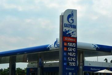 Gazprom rus nis planin për hapjen e pikave të karburantit në të gjithë Ballkanin