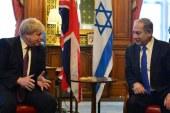 Boris Johnson: krenar për rolin britanik në krijimin e Izraelit