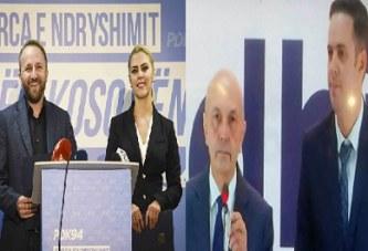 Gara se kush është partia e parë në Kosovë: ja si shtyhen PDK e LDK