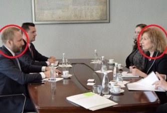 Abelard Tahiri, njeriu i Thaçit që takoi i pari kryetaren e Speciales: kush është dhe ç'mesazh i përcolli Trendafilovas