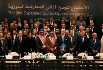 Lavrov: Rusia po punon me Arabinë Saudite për të bashkuar opozitën siriane