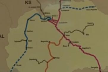 500 milion euro për hekurudhën Maqedoni-Shqipëri: ku niset, nga kalon dhe ku përfundon